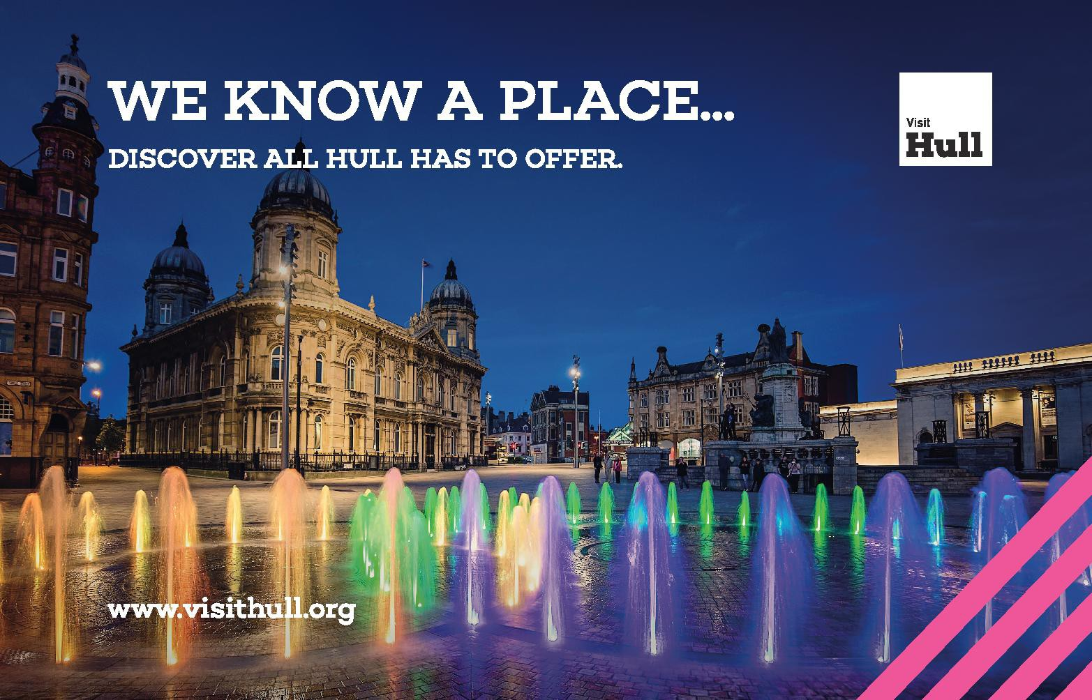 Discover all Hull has to offer