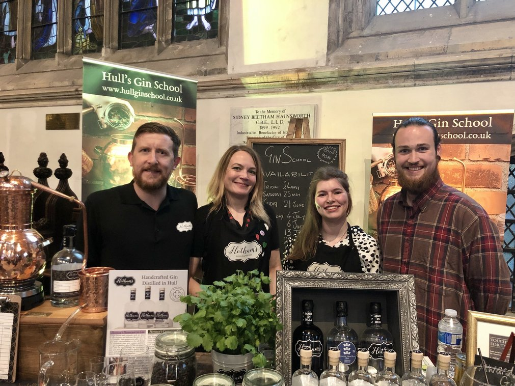 Hotham's gin school triumphs in Visit England awards