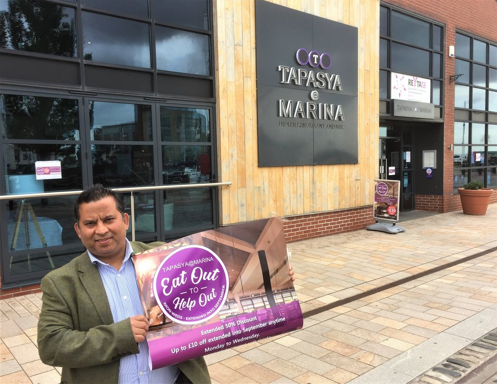 Tapasya@Marina offering triple discount for diners