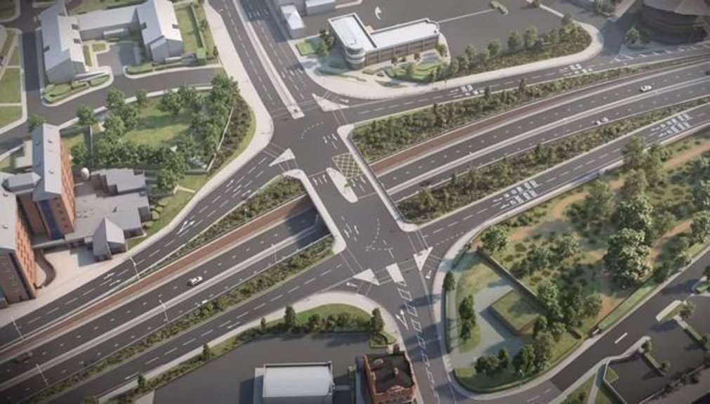 Highways England boosts Hull's transport network with grant